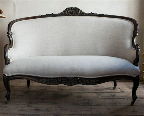 canapé ottoman napoleon iii canape sofa in furniture