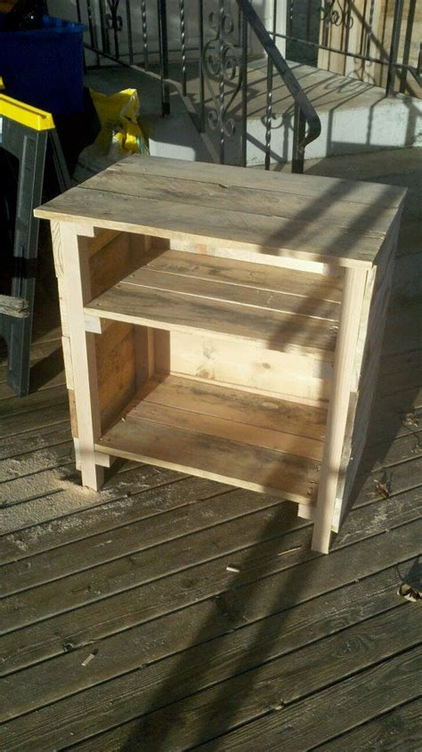 ideas  pallet night stands  pinterest diy furniture plans wood projects
