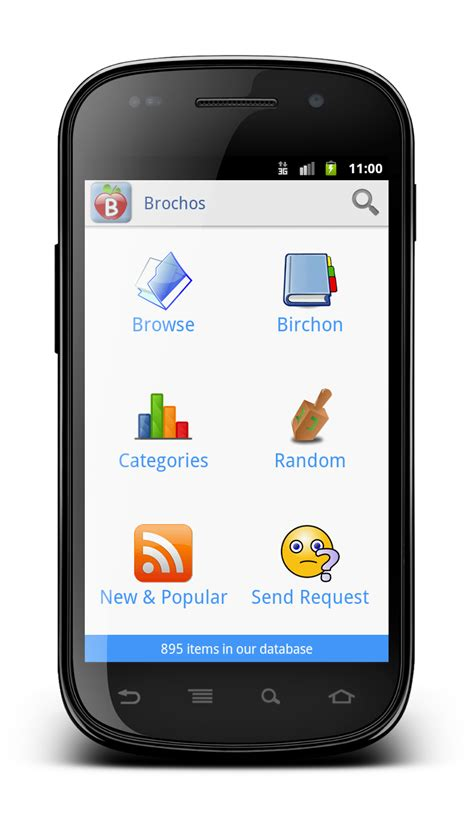 on android phone brochos mobile usage android