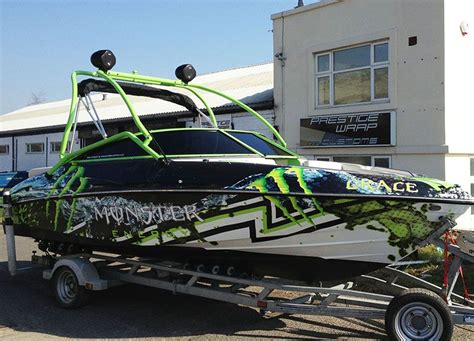Boat Graphics Poole by