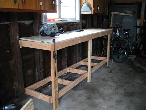 garage work bench useful outdoor bench plans express made project by wood
