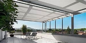 Sonnenschutz und markisen fur balkon terrassen und for Markise balkon mit tapeten von schöner wohnen