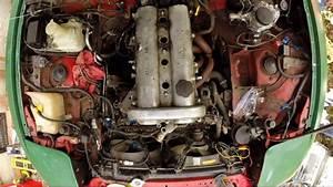 1991 Mazda Miata Cylinder Head Removal