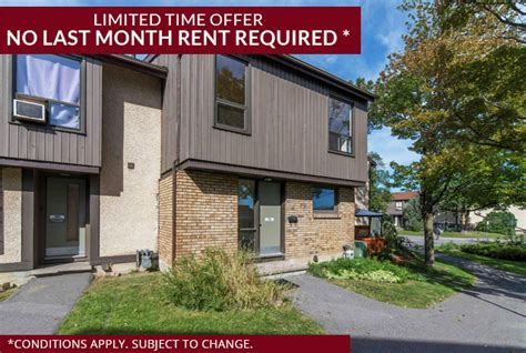 4 Bedroom Townhomes For Rent by 4 Bedroom Apartments For Rent Ottawa At Beaconwood