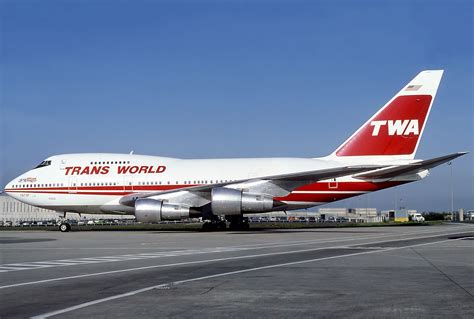 File:Boeing 747SP-31, Trans World Airlines - TWA AN0613183 ...