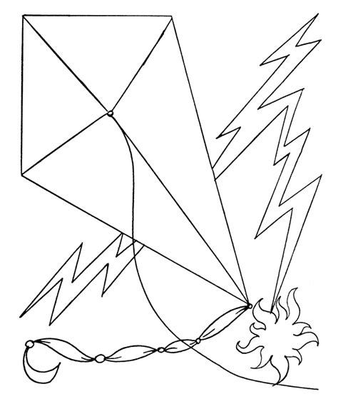 kite drawing images  getdrawings