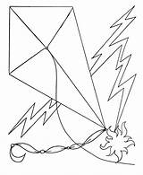Coloring Franklin Benjamin Pages Kite Printable Template Sheets History Kites American Diamond Grade Drawing Patrioticcoloringpages Bestcoloringpagesforkids Patriotic Raisingourkids America Kid sketch template
