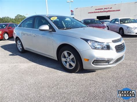 2016 Chevrolet Cruze 1lt Manual For Sale 27 Used Cars From