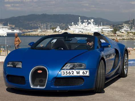 Bugatti Veyron 16.4 Grand Sport Production Begins News