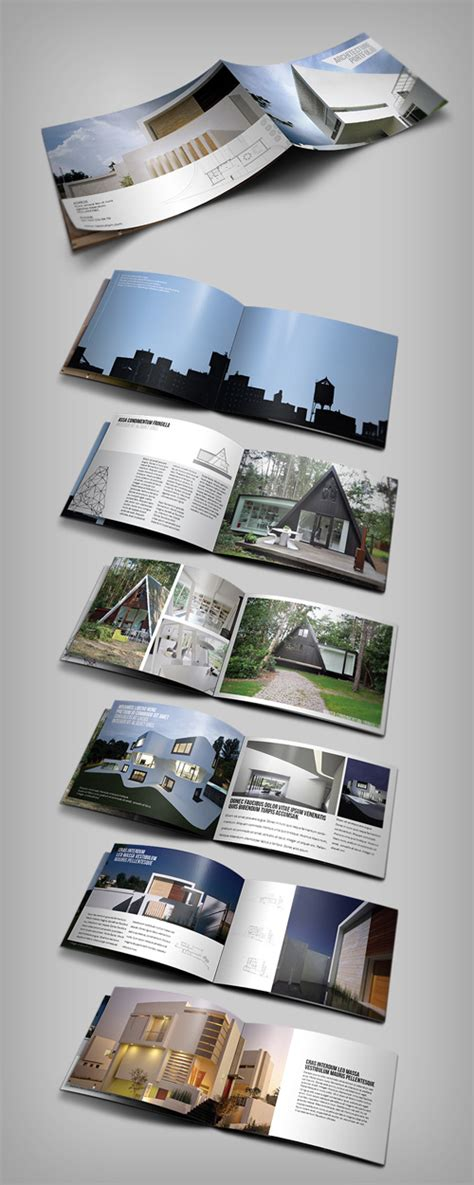 15130 architecture portfolio design layout professional brochure designs graphics design design