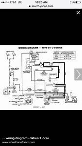 Need Help Finding Wire Diagram For C-195 - Wheel Horse Electrical