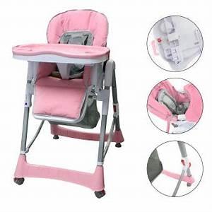Chaise Haute Bébé Pliante : chaise pliante pour b b chaise haute pour b b rose ~ Farleysfitness.com Idées de Décoration