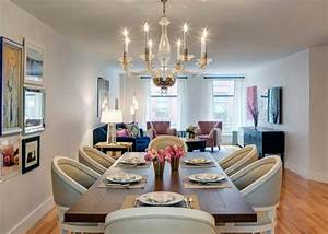 Decorating Long Narrow Living Dining Room Ideas