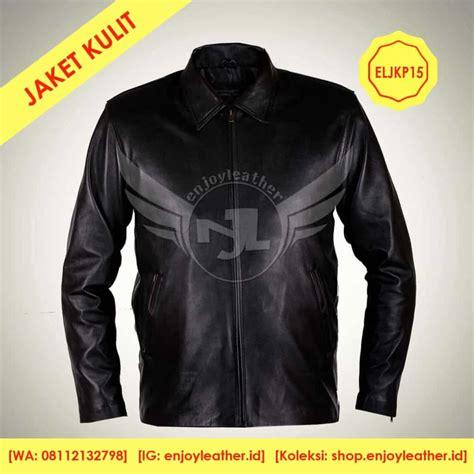 simple model jaket kulit    inspirasi motif