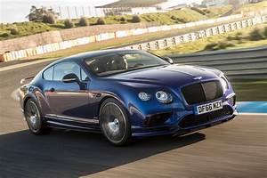Bentley Continental Supersports : new bentley continental supersports 2017 review pictures auto express ~ Medecine-chirurgie-esthetiques.com Avis de Voitures