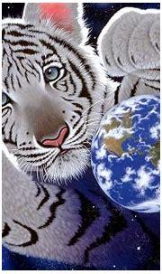 Descargar gratis Tigres, Arte, planeta, tierra Fondos de ...