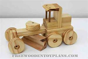 Free wooden toy plans For the joy of making toys, print