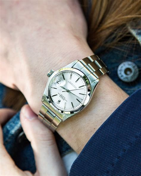 Rolex - Oyster Perpetual Date - Ref.1500 Automatic ...