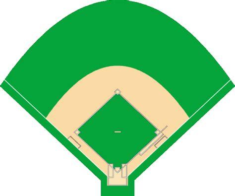 baseball field template printable baseball cliparts co