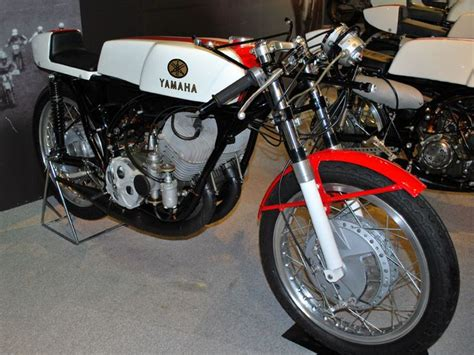 The Yamaha Rd56 Was A Two Stroke 250cc Grand