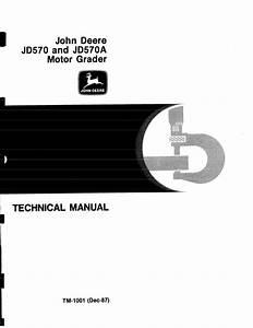 B Wiring Diagram John Deere Grader  John Deere 445 Wiring
