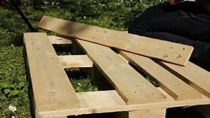 Kräuterbeet Aus Paletten : der paletten trick dieses kr uterbeet passt auf jeden balkon bayern 1 radio ~ Frokenaadalensverden.com Haus und Dekorationen