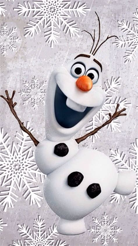 Winter  Christmas Olaf, Iphone Wallpaper Background