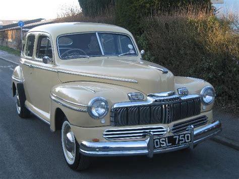 1947 Ford Mercury Town Sedan