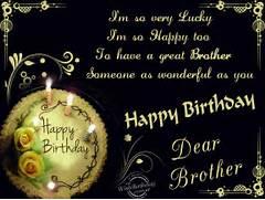 Happy Birthday Dear Br...