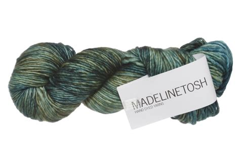 Madelinetosh Tosh Merino Yarn  Jasper (discontinued) At