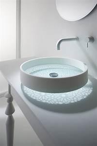 salle de bain design vasque motif de omnivo With vasques salle de bain design