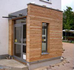 Windfang Holz  Anbauten  Pinterest  Extension maison