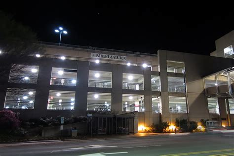 Rams Parking Deck Unc Address by New Lighting In Dogwood Parking Deck Will Significantly