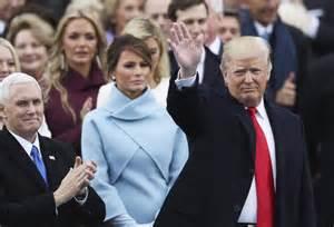 Donald Trump Transcript Inauguration Speech