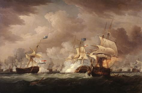 battle  camperdown thomas whitcombe tate