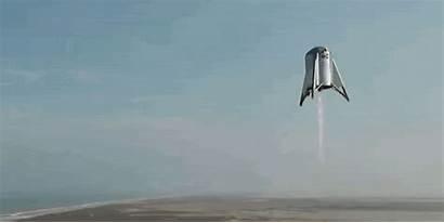 Spacex Flight Starhopper Final Space Test Rockets