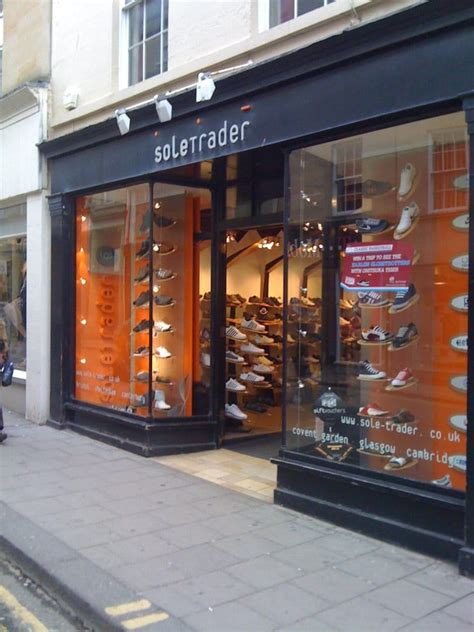 sole trader shoe stores  stall st bath united