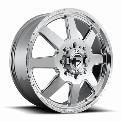 Wheels Lug Dually Fuel Polished Rims Wheel