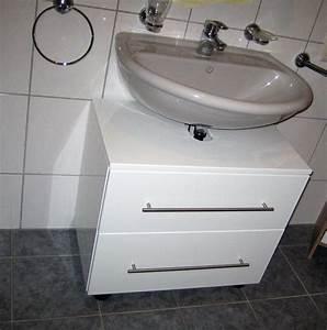 Waschbeckenunterschrank Mit Schubladen Und Füßen : waschbecken unterschrank petra s testparcour ~ Bigdaddyawards.com Haus und Dekorationen