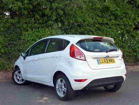 car owners manuals  sale  ford fiesta parking