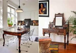 Les Meubles De Maison : meubles anciens et comment les faire marcher dans un contexte moderne ~ Teatrodelosmanantiales.com Idées de Décoration