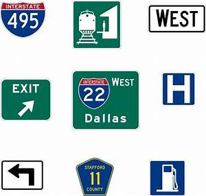 Guide Signs | Traffic Lane Closures, LLC - Certified W.B.E ...