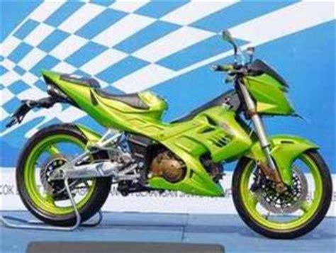 Model Modivikasi Mtor Gren by Gambar Modifikasi Motor Custom Part Motor Suzuki F150