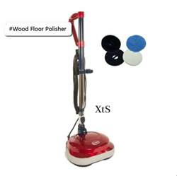 wood floor polisher tile marble scrubber pro buffer machines lightweight cleaner ebay