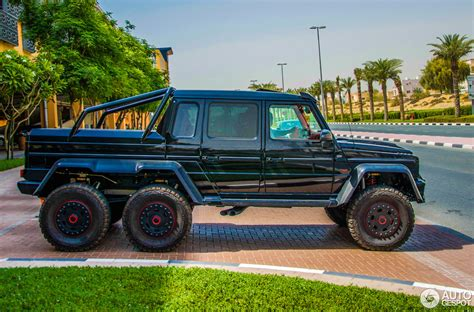 The asking price from luxury automotive seller crave luxury comes to a soaring $975,000. Mercedes-Benz Brabus B63S 700 6x6 - 20 Mai 2014 - Autogespot