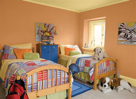 Choosing The Perfect Paint Colors For Kids' Room