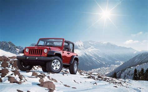 Jeep Wrangler Snow Wallpaper Cars Wallpaper Better