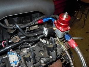 Fuel Pressure Regulator Plumbing  - Page 2