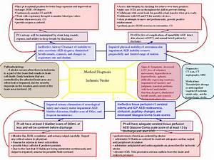 Nursing Diagnosis Concept Maps   Concept Map PLU Pacific ...