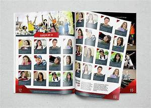 Yearbook Template Design Vol 2 By Hiro27